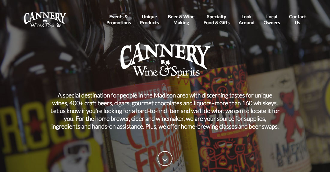 Cannery Wine & Spirits