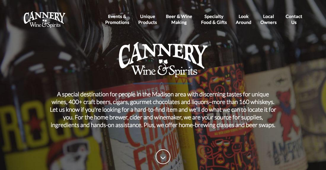 Cannery Wine & Spirits